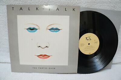 Talk Talk The Party's Over 1982 Emi 1A 064-07646 Europe