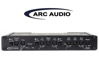 Arc Audio Idx Processore Crossover Elettronico 3 Vie > Garanzia