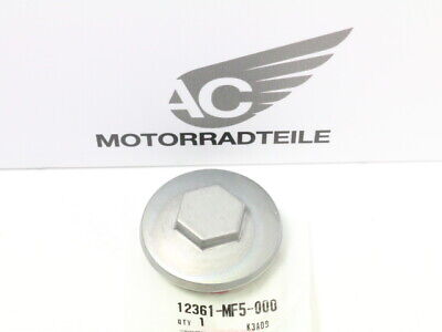 Honda VT 500 C FT Shadow Ascut Ventilkappe original cap tappet hole Genuine new