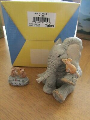 Tuskers 91194 Love Is A Kiss  Boxed
