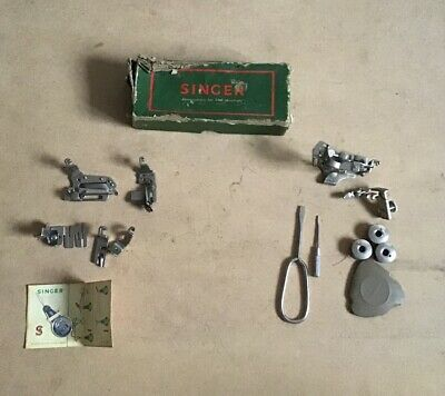 Singer/Simanco Sewing Machine Accessories Pre-owned