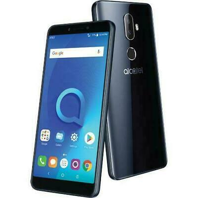 Alcatel 3V 16GB Unlocked Smart Phone Android 4G LTE GSM 16MP (12MP+2MP) 2GB RAM