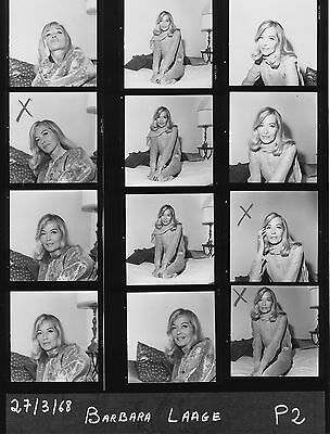 Barbara Laage Planche Contact 1968 P2