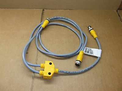 74155 Banner NEW Sensor Switch T-Branch Cordset Cable CSB-SEAGATE1 CSBSEAGATE1