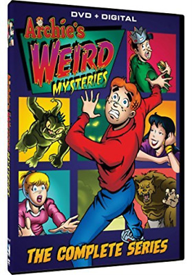 Archies Weird Mysteries: Co...-Archies Weird Mysteries: Complete Series  Dvd New