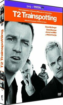 T2 Trainspotting  [DVD + Copie digitale] [2017] … NEUF cellophané