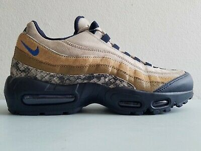 free shipping e5222 59c57 Nike Air Max 95 Snakeskin-Animal Pack Mens Retro Nike AT6152 001 Sz 8.5 New