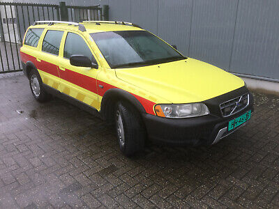 Volvo XC70 2.5T AWD Geartronic - Rapid Response Vehicle