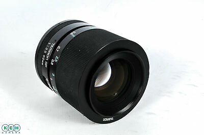 Tamron 90mm f/2.5 SP Tele Macro (52B) Lens (Requires Adaptall Mount) {49}