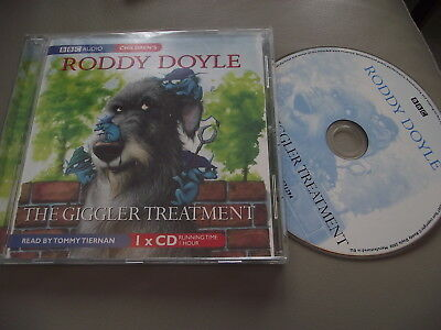 The Giggler Treatment: Roddy Doyle Bbc Hör Kinder CD Hörbuch Tommy Tiernan