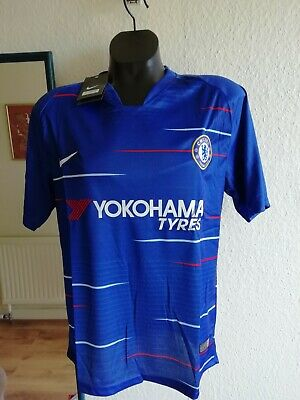 Chelsea Fc 2018/19 Home Shirt & Shorts Uk M/l New With Tags