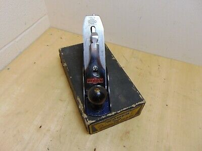 Woden No 4 Smoothing Plane with box