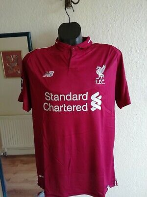 Liverpool Fc 2018/19 Home Shirt Short Sleeve Shirt & Shorts Uk L New With Tags
