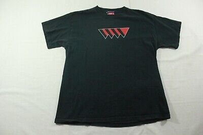Vintage Charlie and the Chocolate Factory Black T Shirt Size Medium