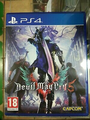 Devil May Cry 5 Standard Edition Ps4