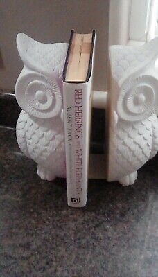Owl bookends Laura Ashley