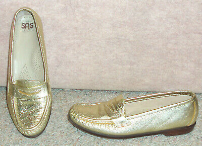 0e6067525d5 SAS SLIP-ON LOAFER Shoes ~ Women s US Sz 8 N - AA ~ Bone -  24.99 ...