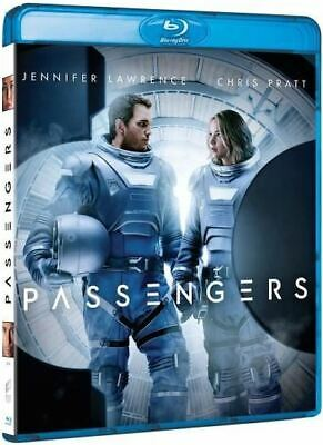 [Blu-ray]  Passengers  [ Jennifer Lawrence, Chris Pratt ]  NEUF cellophané