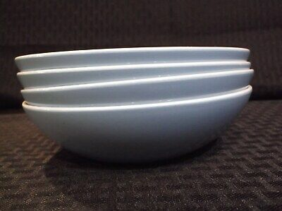 Corning Ware Vtg from 50s-60s Centura Cornflower blue coupe cereal bowl exc.