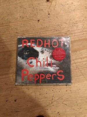 Red Hot Chili Peppers - By The Way - CD Single CD2 (2002)