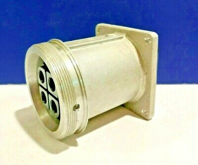Russellstoll JRS-1034H 100/150A 3P4W Watertite Connector 4-Pole 4-WIRE NEW