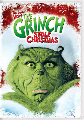 Dr. Seuss - How The Grinch Stole Christmas *new Dvd