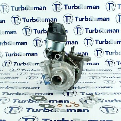 Vauxhall Fiat Lancia Alfa 1.3 70KW 95HP 54359880027 55225439 Turbocharger Turbo