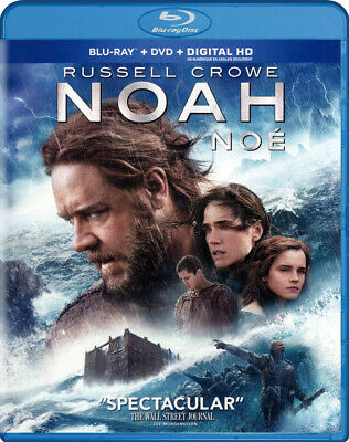 Noah (Bilingual) (Blu-ray + DVD + Digital HD)  New Blu