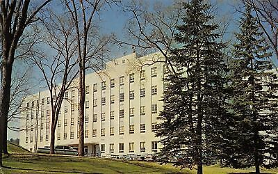 Augusta Maine~State Office Building~1960 Postcard