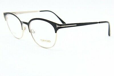 74deabea4a23 New Tom Ford Tf 5382 005 Black Authentic Eyeglasses Frame Rx Tf5382 50-19