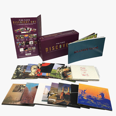 Pink-Floyd-034-Discovery-034-14-Studio-Albums-16-Discs-CD-Box-Set-Collection