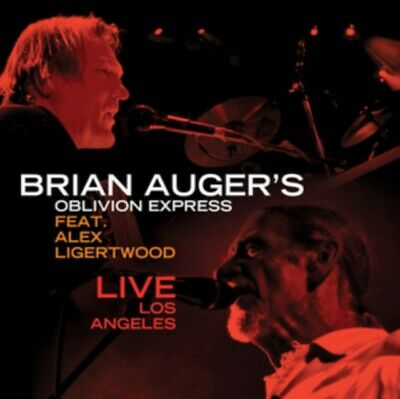 Brian Auger's Oblivion Express - Live in Los Angeles *NEW* CD