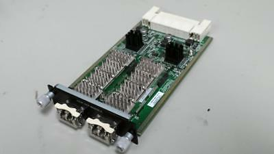 Fully Tested FJ727 Dell PowerConnect Dual Port 10GE XFP Fibre Stacking Module