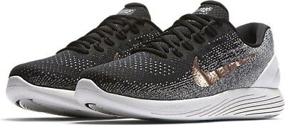 save off 10140 a30fd NIKE LUNARGLIDE 9 X-Plore Men's Running (7.5 & 8) Black Bronze 904745-001