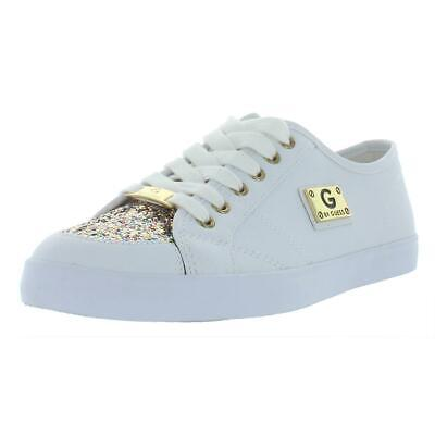 c9d2760b364 G by Guess Womens Matrix2 Faux Suede Low Top Casual Shoes Sneakers BHFO 8596