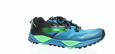 b47419633e813 BROOKS MENS CASCADIA 12 Blue Running Shoes Size 9 (210516) -  69.99 ...