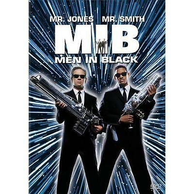 """""""Men In Black"""" with Will Smith (DVD, 2008, Single Disc Version) New"""