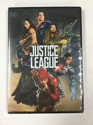 Justice League, DVD, Brand New Sealed!!! Ben Affleck, Gal Gadot