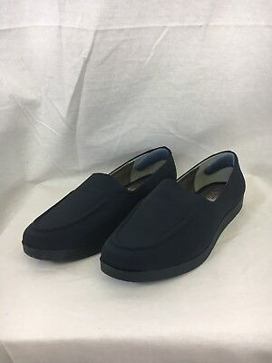 1f9bd0b716d Me Too Stretch Slip-on Loafers Baylee size 8.5M Women Shoes Navy Free  Shipping