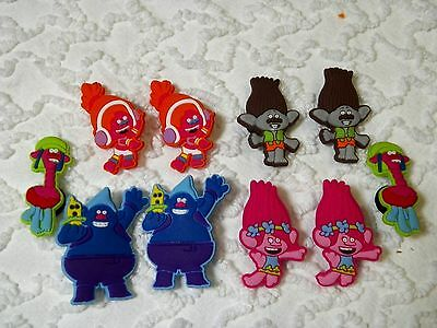Croc Clog Trolls Dream Works Plug Shoe Charms Will Also Fit Jibitz,Croc  C 582