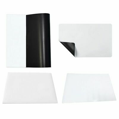 3X(Reminder Fridge Magnetic Whiteboard Family Message Board Office Memo W4M4)