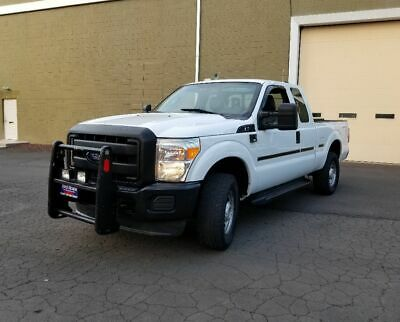 2011 Ford F-250 4x4, Tow-Hitching System 2011 Ford F-250 Super Duty XL 4x4