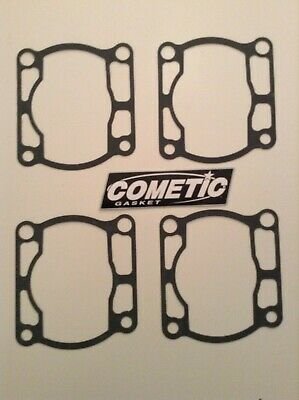 Yamaha Yz250 1980 - 81, It250 1981-83  Base Gaskets .020 Fiber (4) In The Pack