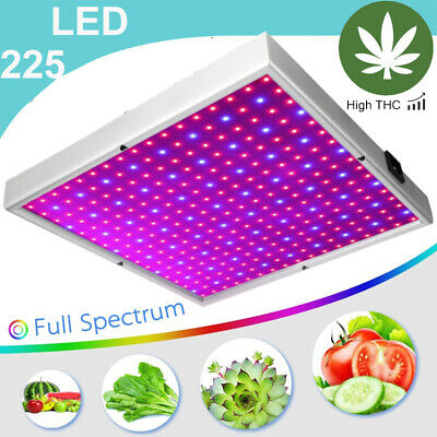 Hydroponic LED Grow Light Full Spectrum Medical Flower Indoor Plant Lamp Panel