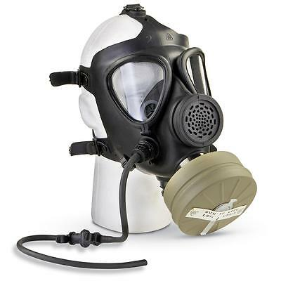 Israeli M-15 Gas Mask with Drinking Tube