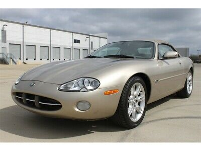 2001 XK XK8 CONVERTIBLE LEATHER HEATED SEATS ONLY 27K MLS 2001 Jaguar XK XK8 CONVERTIBLE LEATHER HEATED SEATS ONLY 27K MILES
