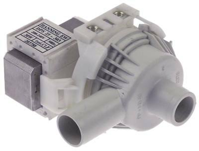 Hanning Dps25-303 Drain Pump for Mkn Cpe63 Exit 24mm Input 24mm 50hz 30w