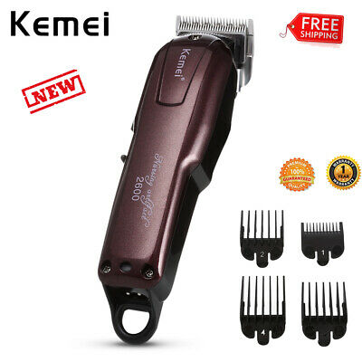 4 in 1 Men Electric Razor Facial Hair Remover Rechargeable Hair Clipper Trimmer