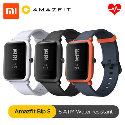 Xiaomi Huami Amazfit Bip GPS IP68 Smart Watch New Bracelet Heart Rate Monitor