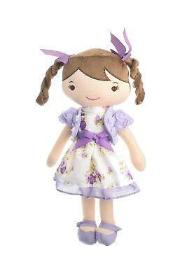 Penelope Proper  soft Doll toy for babies and young children